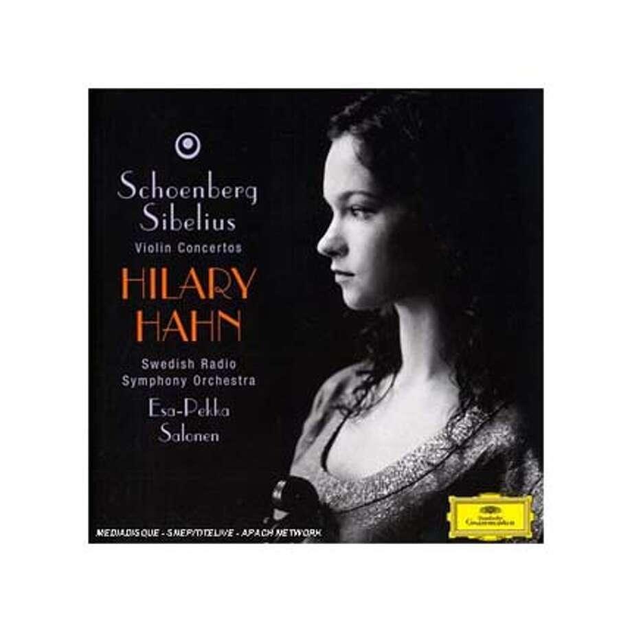 """Schoenberg/Sibelius: """"Violin Concertos"""""""