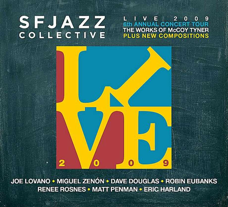 cd cover Photo: SFJAZZ