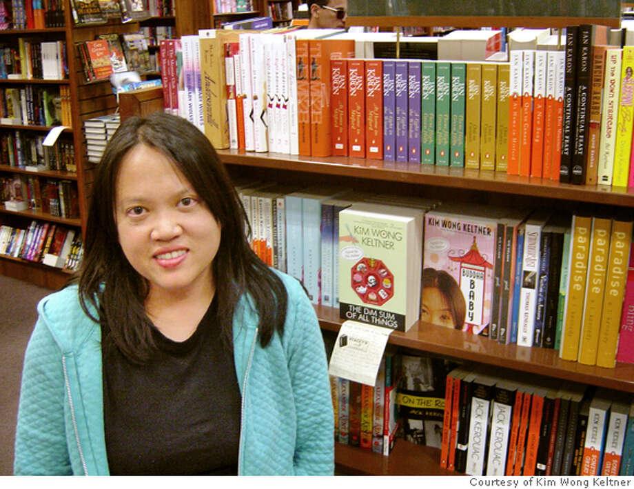 Author Kim Wong Keltner Photo: Courtesy Of Kim Wong Keltner