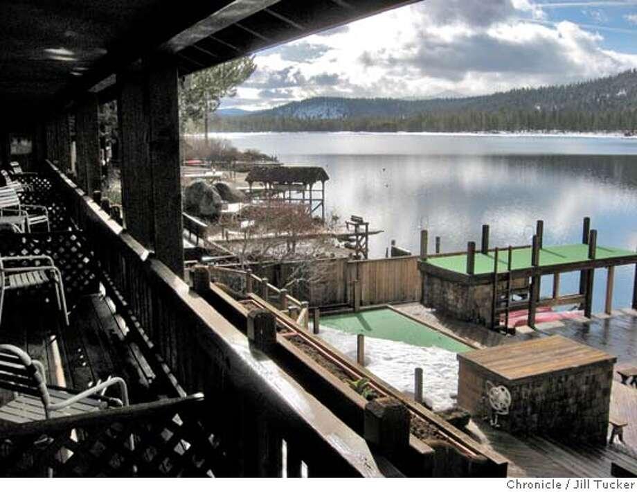 TRAVEL UNDER COVERS -- Loch Leven Lodge in Donner Lake.  lllodge5.jpg  Jill Tucker / The Chronicle Photo: Jill Tucker