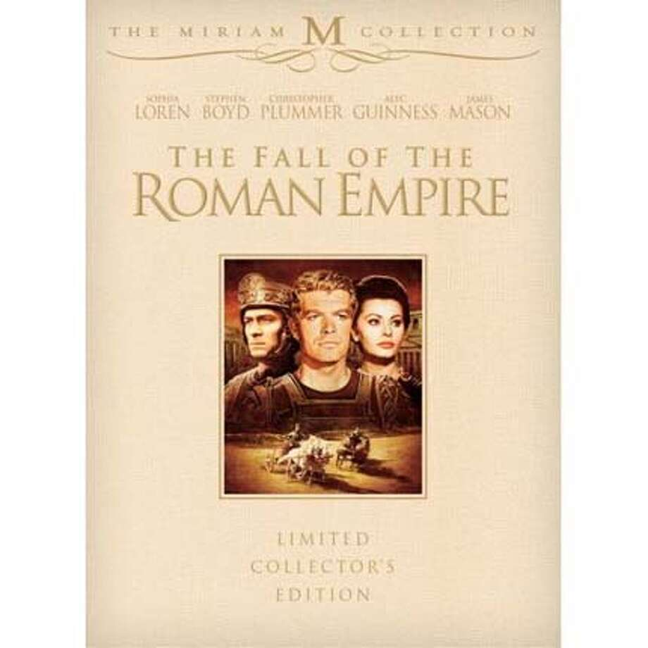 """""""The Fall of the Roman Empire"""""""