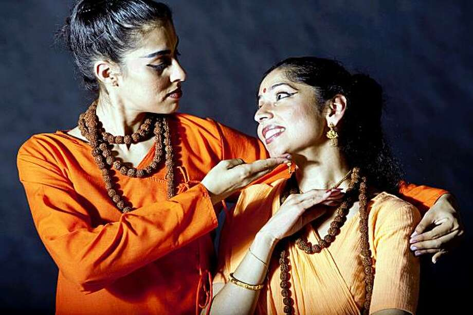 """Chitresh Dance Company performs """"Sita Haran"""" Sept. 26-27 at Cowell Theater in San Francisco. Photo: Brooke Duthie"""