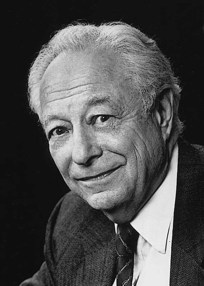 Undated handout picture of Irving Kristol. Kristol, the political writer and publisher known as the godfather of neoconservatism whose youthful radicalism evolved into a historic rejection of communism, liberalism and the counterculture, died Sept. 18, 2009. He was 89. Photo: American Enterprise Institute