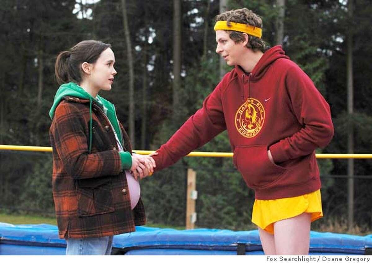 Michael Cera, Ellen Page
