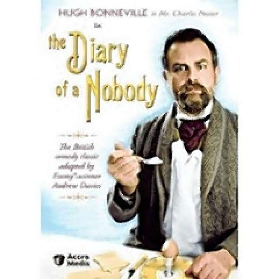 dvd cover DIARY OF A NOBODY Photo: Amazon.com