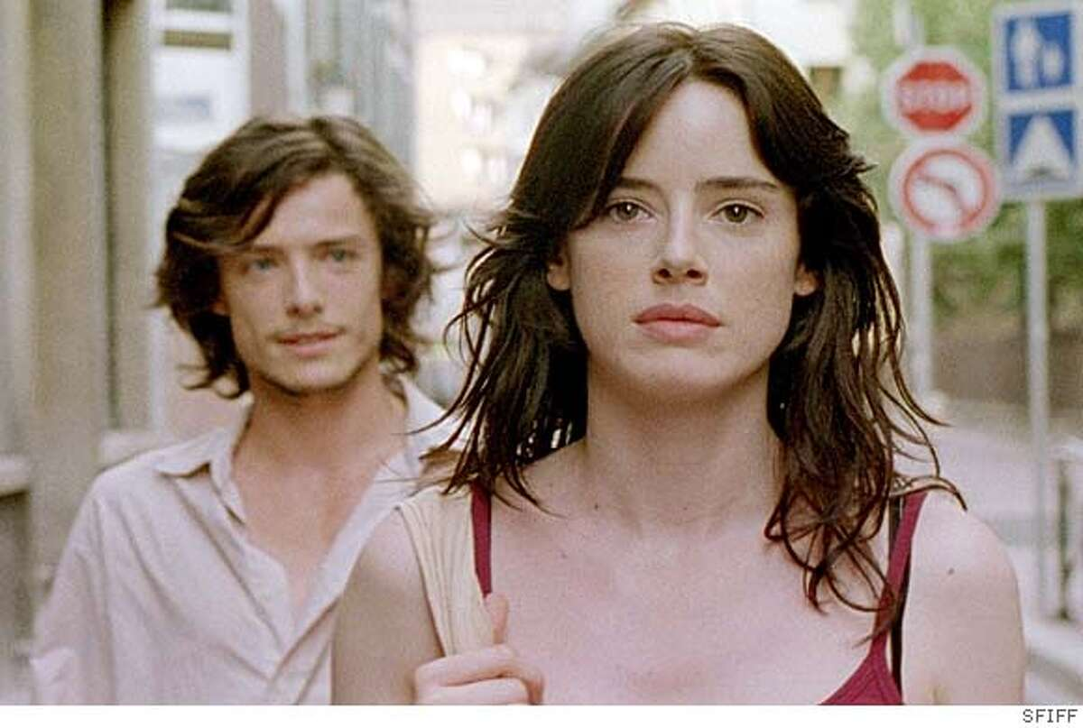 """###Live Caption:""""In the City of Sylvia"""" SF International Film Festival 2008 Xavier Lafitte and Pilar L-pez de Ayala in IN THE CITY OF SYLVIA directed by JosŽ Luis Guer'n playing at the 51st San Francisco International Film Festival, April 24-May 8, 2008.###Caption History:""""In the City of Sylvia"""" SF International Film Festival 2008 Xavier Lafitte and Pilar L�pez de Ayala in IN THE CITY OF SYLVIA directed by Jos� Luis Guer�n playing at the 51st San Francisco International Film Festival, April 24-May 8, 2008.###Notes:###Special Instructions:"""