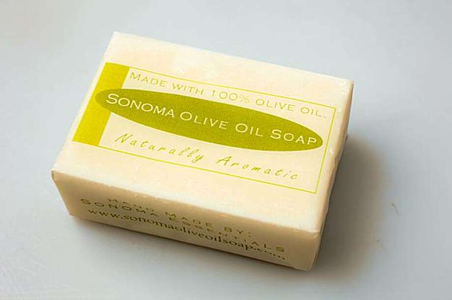 Sonoma Olive Oil Soap in San Francisco, Calif., on August 19, 2009. Photo: Craig Lee, The Chronicle