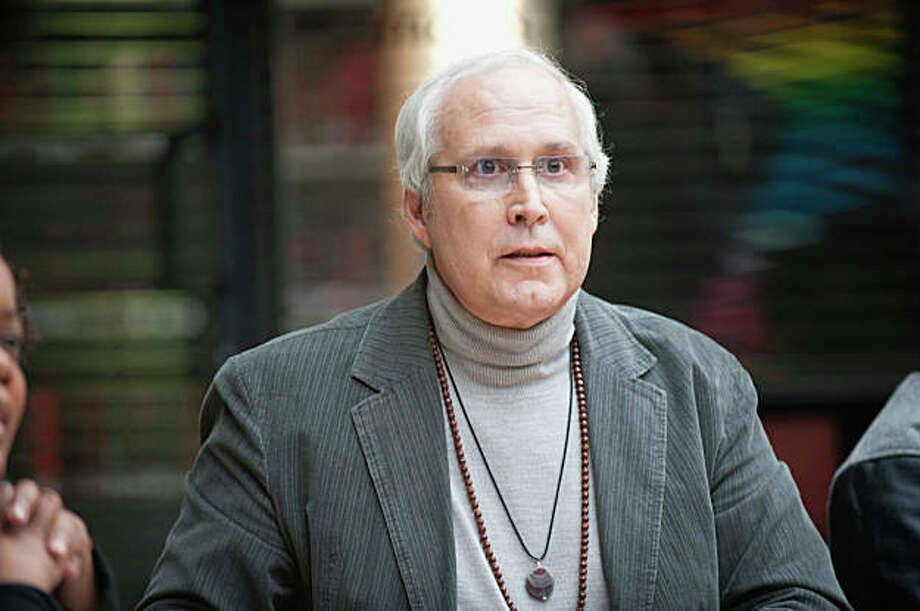 "COMMUNITY -- ""Pilot"" -- Pictured: Chevy Chase as Pierce -- NBC Photo: Lewis Jacobs Photo: Lewis Jacobs, NBCs"