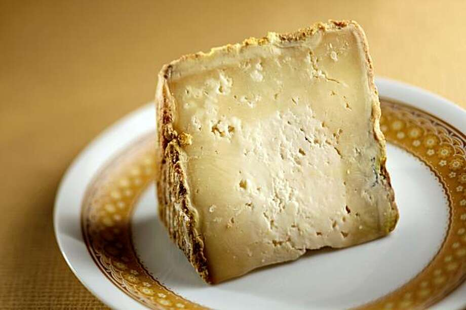 Salva Cremasco cheese in San Francisco, Calif., on August 12, 2009. Photo: Craig Lee, The Chronicle