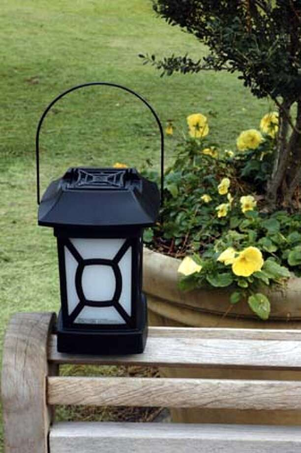 ###Live Caption:the ThermaCell patio lantern.###Caption History:the ThermaCell patio lantern.###Notes:###Special Instructions: Photo: Ho