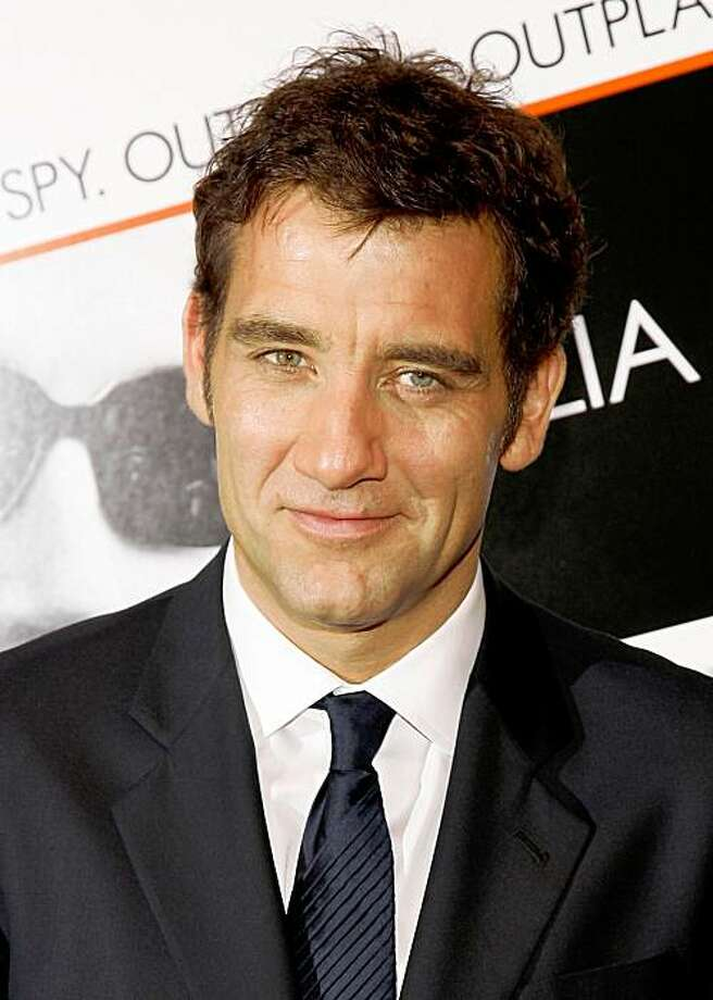 """NEW YORK - MARCH 16:  Actor Clive Owen attends the premiere of """"Duplicity"""" at the Ziegfeld Theater on March 16, 2009 in New York City. Photo: Joe Kohen, Getty Images"""