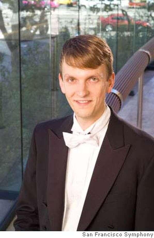Clarinetist Carey Bell Photo: Courtesy San Francisco Symphony