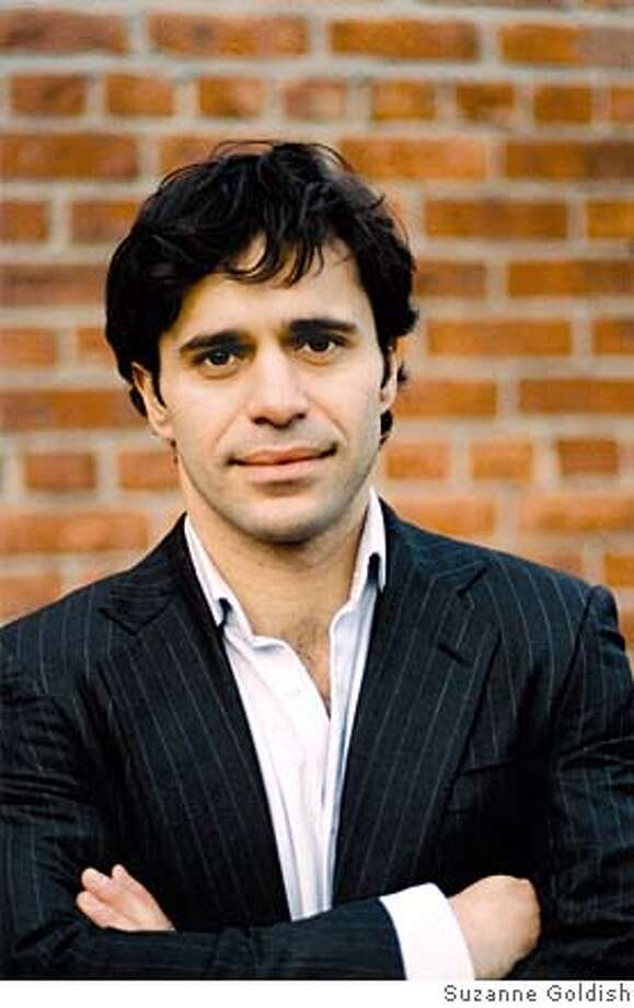 """###Live Caption:Keith Gessen, author of """"All the Sad Young Literary Men"""" / Credit: Suzanne Goldish / FOR USE WITH BOOK REVIEW ONLY###Caption History:Keith Gessen, author of """"All the Sad Young Literary Men"""" / Credit: Suzanne Goldish / FOR USE WITH BOOK REVIEW ONLY###Notes:###Special Instructions: Photo: Suzanne Goldish"""