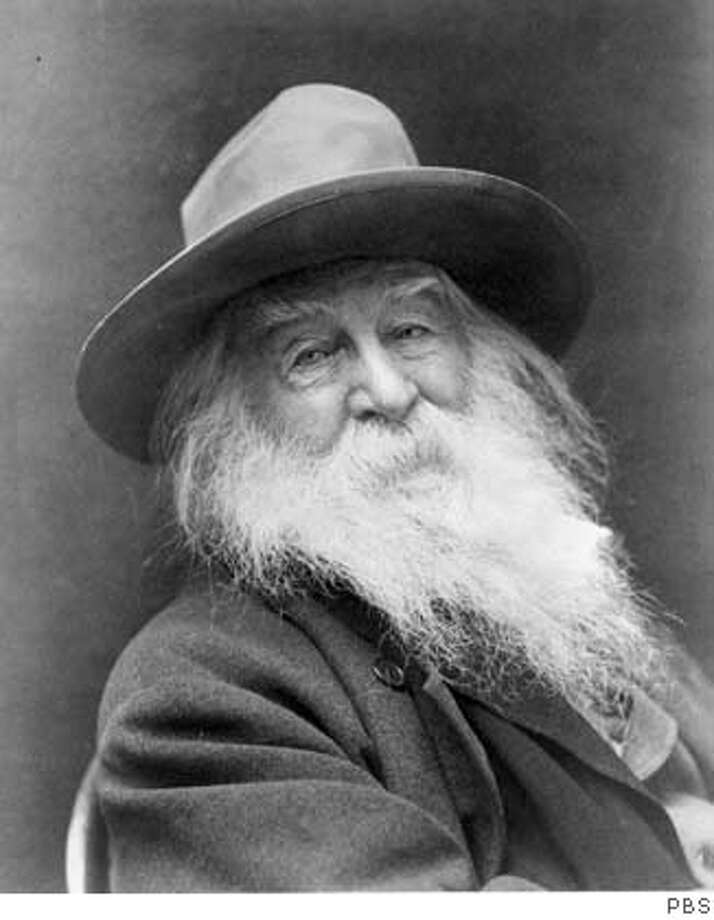 ###Live Caption:AMERICAN EXPERIENCE on PBS documents the life and career of Walt Whitman. Photo courtesy of PBS###Caption History:AMERICAN EXPERIENCE on PBS documents the life and career of Walt Whitman. Photo courtesy of PBS###Notes:###Special Instructions: Photo: Photo Courtesy Of PBS