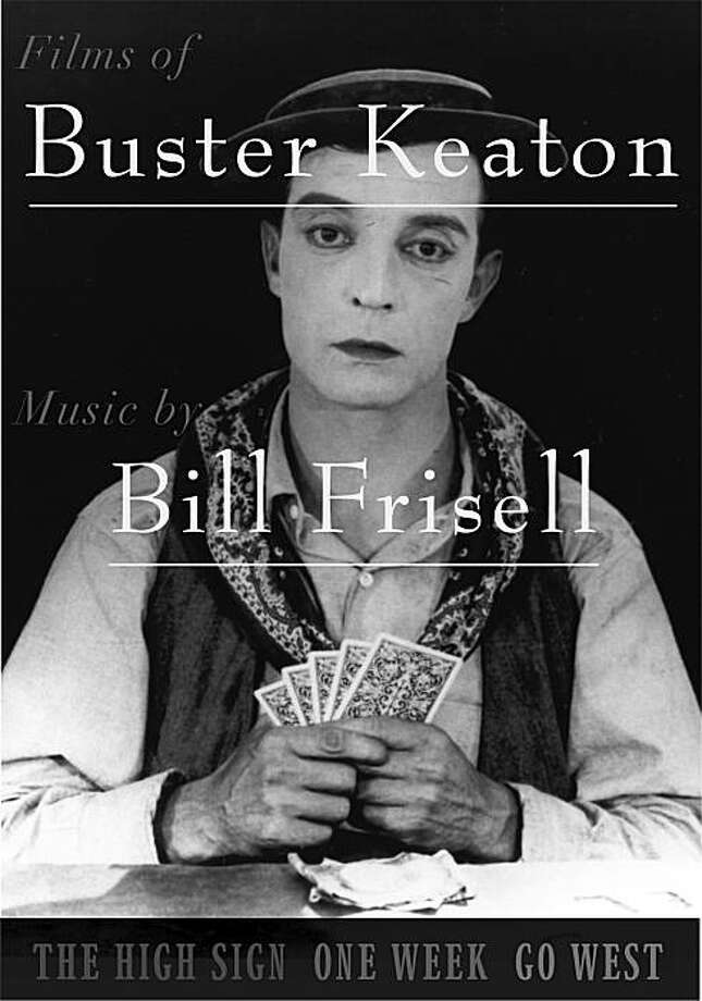 dvd cover FILMS OF BUSTER KEATON Photo: Amazon.com