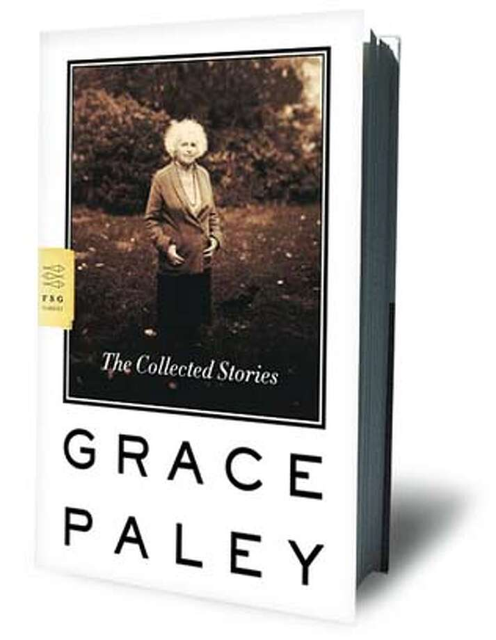 Grace Paley's poetry collection, Fidelity, published by Farrar, Straus & Giroux Photo: Farrar, Straus & Giroux