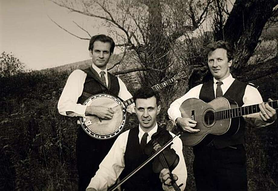 """The New Lost City Ramblers are the subject of the documentary """"Always Been a Rambler."""" Photo: Arhoolie"""