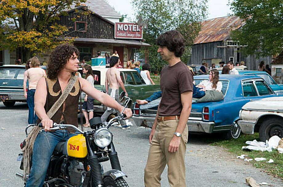 "The movie ""Taking Woodstock"" Photo: Ken Regan, Focus Features"
