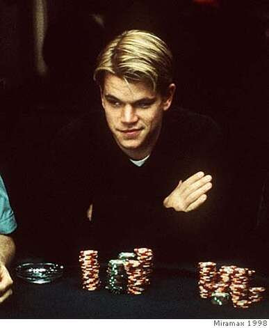 """Rounders"" - Fueled by his penchant for high-stakes gambling, law student Mike McDermott befriends and ""befoes"" a fellow gambling addict named Worm and club owner Teddy KGB. But tensions run high when Worm and Mike have only five days to come up with $15K. Available Aug. 1 Photo: Miramax 1998"