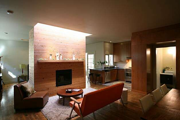 The Ames Cottage by Boor Bridges Architecture, part of the AIASF's S.F. Living home tour Photo: Marion Brenner