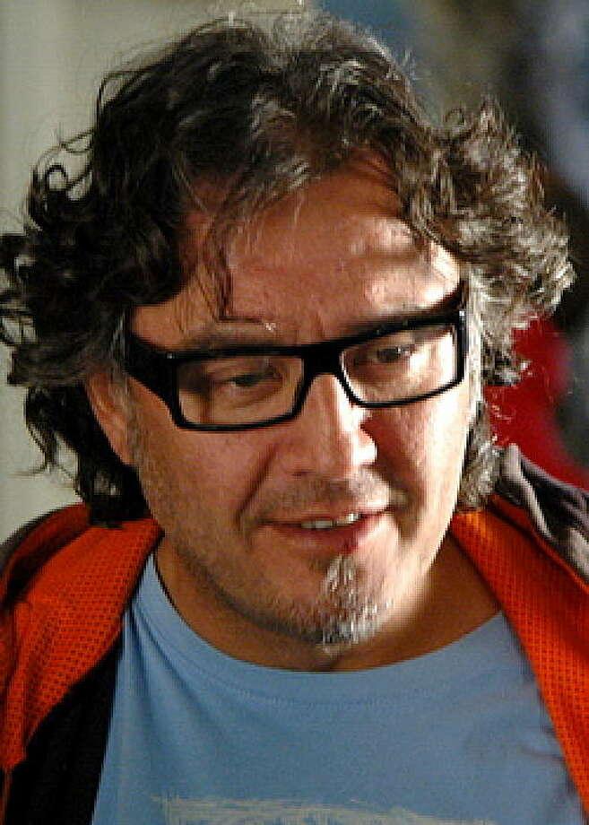 Michael C. Hall in GAMER Photo: Kanaldhomevideo.com