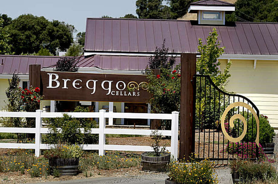 Breggo Cellars in Boonville, CA. Meyer Family Cellars, Breggo Cellars and Phillips Hill are three of the newer winery tasting areas to open on Highway 128 between Yorkville and west of Philo. Photo: Brant Ward, The Chronicle