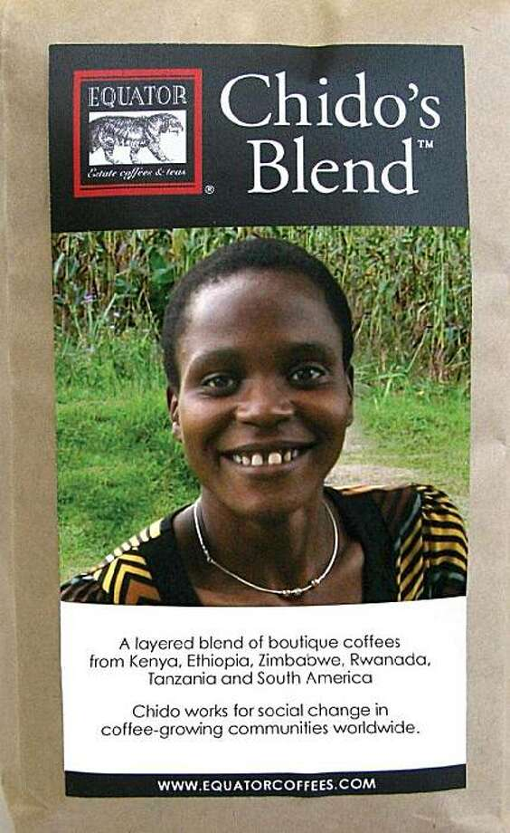 Chido's Blend coffees by Equator Coffees in San Rafael puts 100 percent of proceeds towards a program to help orphan girls in Zimbabwe, headed up by 23-year-old entrepreneur Chido Govero.