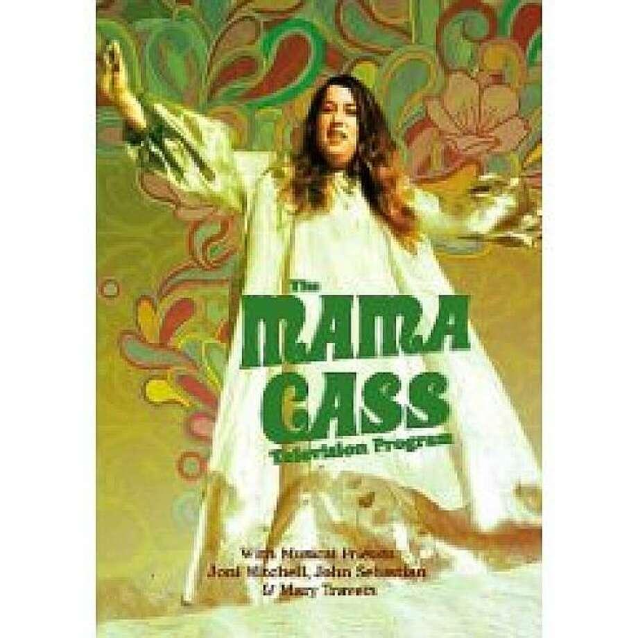 dvd cover MAMA CASS TELEVISION PROGRAM Photo: Amazon.com