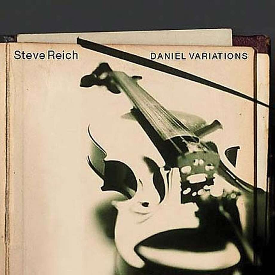 ###Live Caption:cd cover Steve Reich###Caption History:cd cover Steve Reich###Notes:###Special Instructions: Photo: Nonesuch