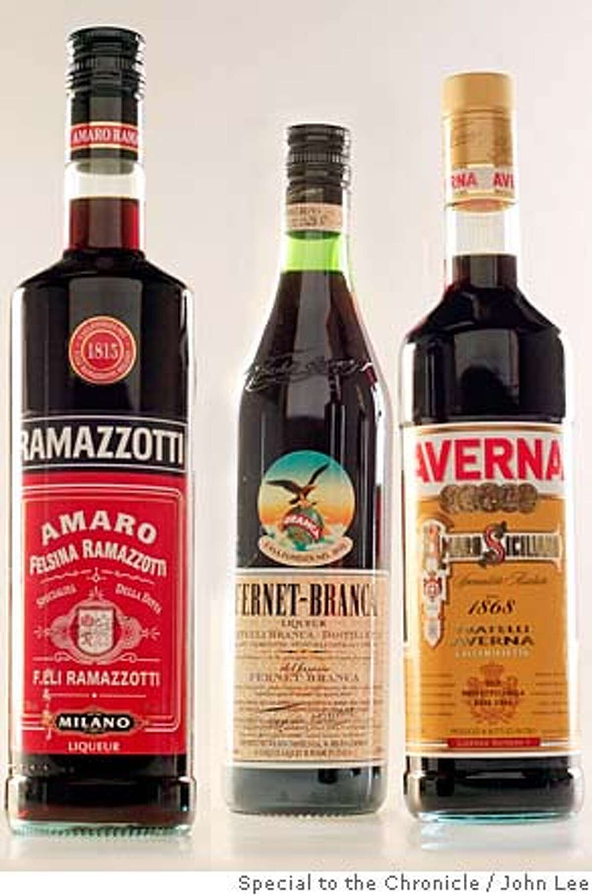 ###Live Caption:AMARI04_2_01_JOHNLEE.JPG Amaro digestive bitters bottles. By JOHN LEE/SPECIAL TO THE CHRONICLE###Caption History:AMARI04_2_01_JOHNLEE.JPG Amaro digestive bitters bottles. By JOHN LEE/SPECIAL TO THE CHRONICLE###Notes:###Special Instructions:
