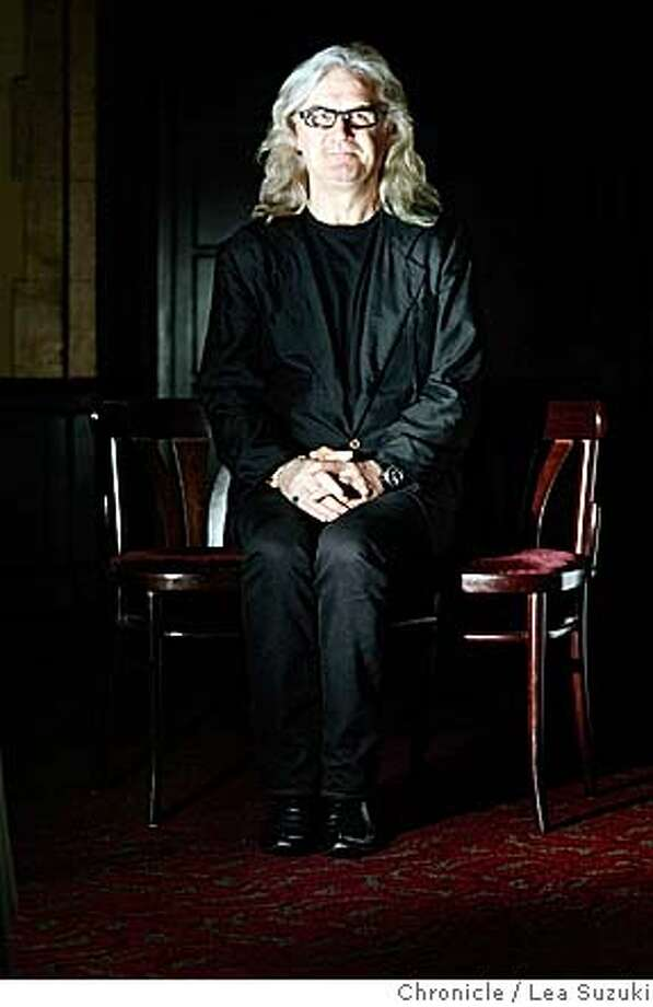 "###Live Caption:Portrait of comedian Billy Connolly on March 5, 2008 in San Francisco, CA. His new show, ""Billy Connolly Live!"" runs April 1-12 at the Post St. Theater. Photo by Lea Suzuki / San Francisco Chronicle###Caption History:Portrait of comedian Billy Connolly on March 5, 2008 in San Francisco, CA. His new show, ""Billy Connolly Live!"" runs April 1-12 at the Post St. Theater. Photo by Lea Suzuki / San Francisco Chronicle###Notes:billy connolly###Special Instructions:�2007, San Francisco Chronicle  MANDATORY CREDIT FOR PHOTOG AND SAN FRANCISCO CHRONICLE/NO SALES-MAGS OUT Photo: Lea Suzuki"