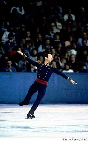 "ABC3 (12/07/93)--FIGURE SKATING CHAMPIONSHIPS--Brian Boitano, the 1988 Olympic Gold Medalist headlines the field when ""ABC's Wide World of Sports Special Edition"" presents live primetime coverage of the men's competition at the L'eggs U.S. Figure Skating Championships, airing THURSDAY, JANUARY 6 (9:00-10:00 p.m., ET) on the ABC Television Network. FILE PHOTO Photo: Steve Fenn, ABC"