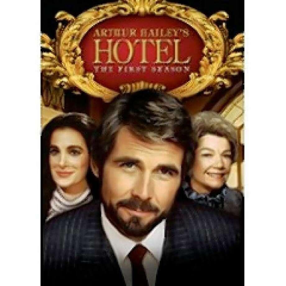 dvd cover ARTHUR HAILEY'S HOTEL: FIRST SEASON Photo: Amazon.com