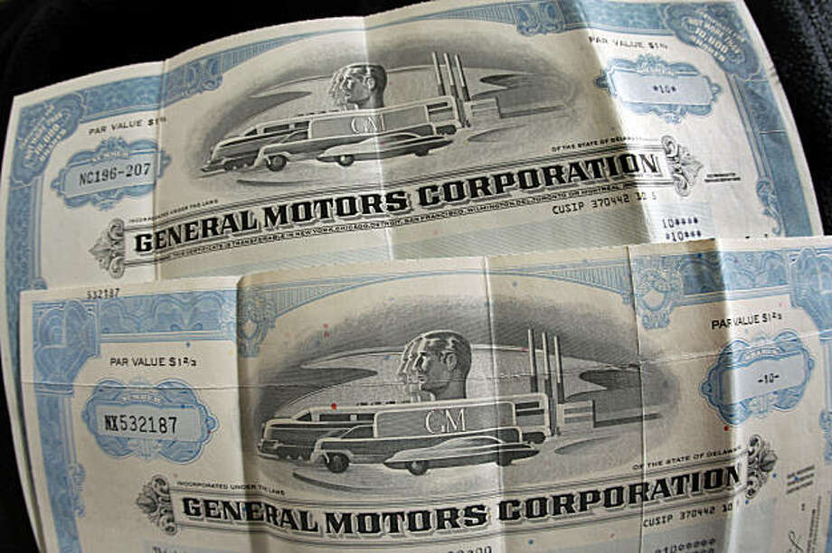 Traders keep buying worthless gm stock sfgate for General motors retiree death benefits