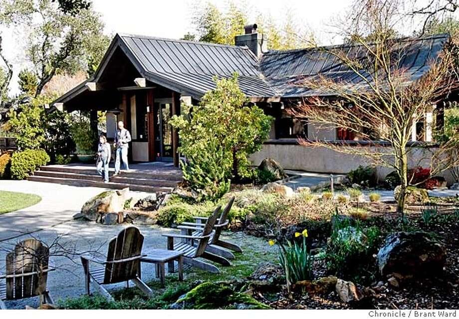 ###Live Caption:The beautiful grounds of Arista Winery feature waterfalls and picnic areas. Tasting rooms in the Healdsburg, Sonoma County, area. (By Brant Ward/San Francisco Chronicle)###Caption History:The beautiful grounds of Arista Winery feature waterfalls and picnic areas. Tasting rooms in the Healdsburg, Sonoma County, area. (By Brant Ward/San Francisco Chronicle)###Notes:###Special Instructions: Photo: Brant Ward