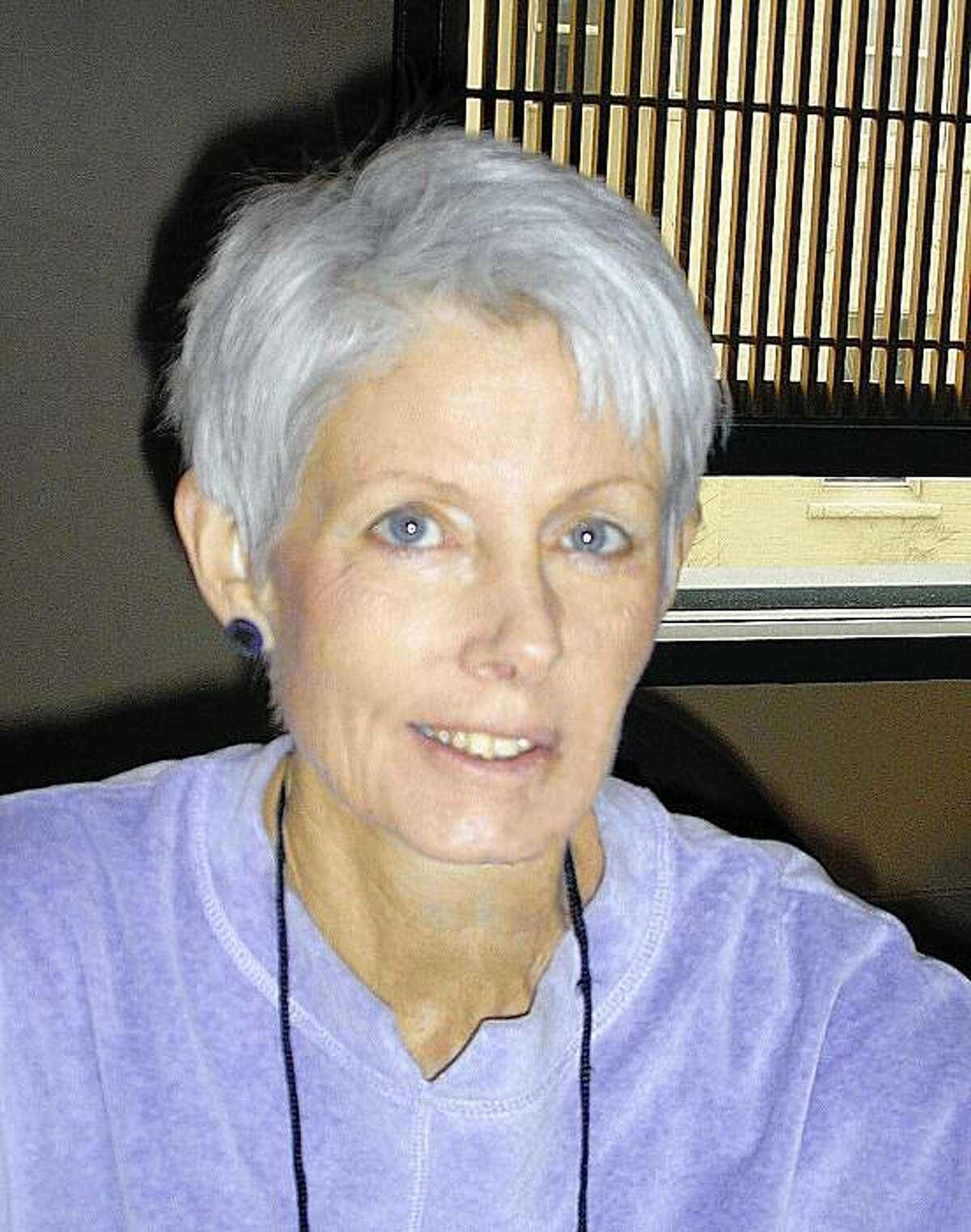 Susan Dunlap, author of