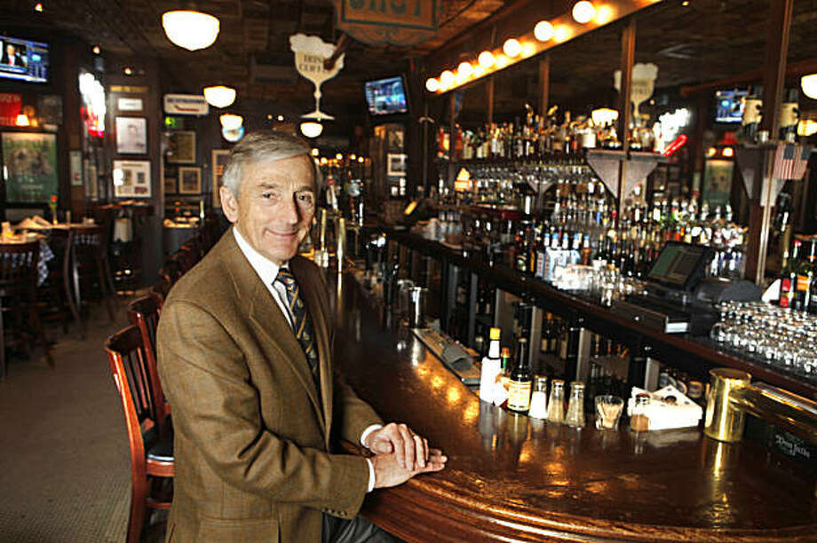 Perry's owner, Perry Butler, photographed at the restaurants bar in San Francisco, Calif. on Wednesday, August 12, 2009. Photo: Lea Suzuki, The Chronicle
