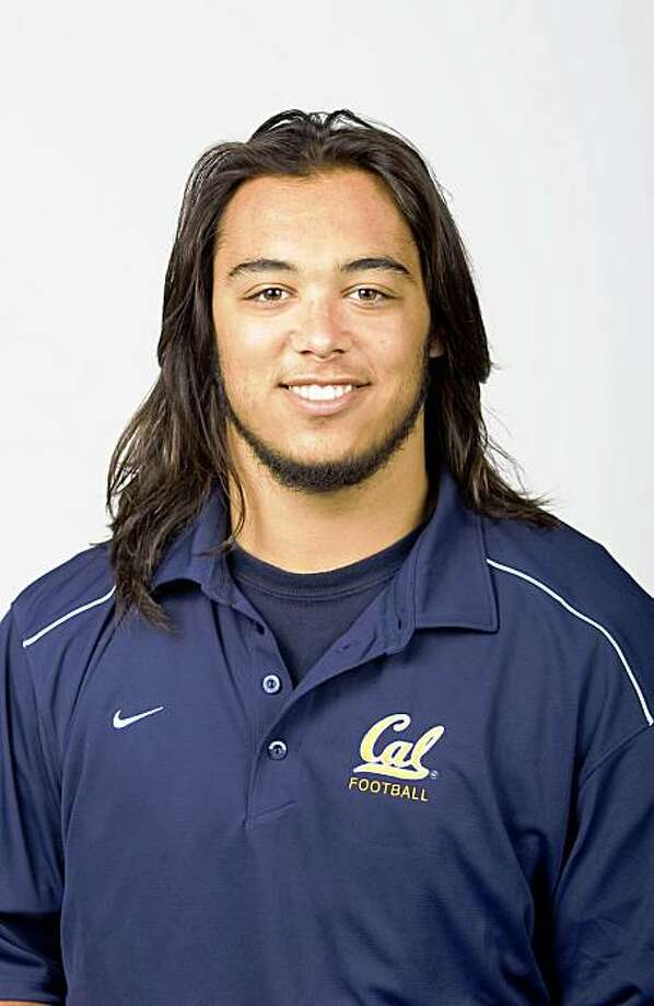Cal Football Head Shots  Will Kapp Photo: Kelley Cox, Isiphotos.com