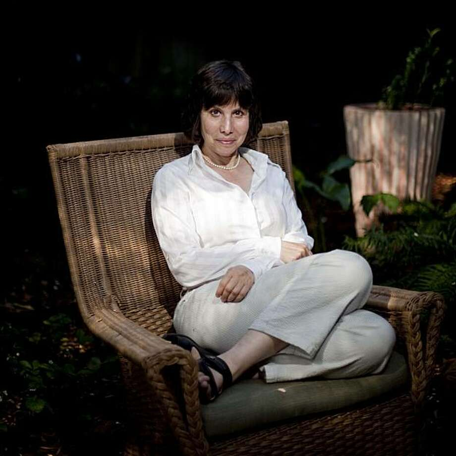 "Developmental psychologist Alison Gopnik and author of upcoming August release ""The Philosophical Baby: What Childrens Minds Tell Us About Truth, Love, and the Meaning of Life"", poses for a portrait at her home in Berkeley, Calif. Tuesday, July 14, 2009. Photo: Stephen Lam, The Chronicle"
