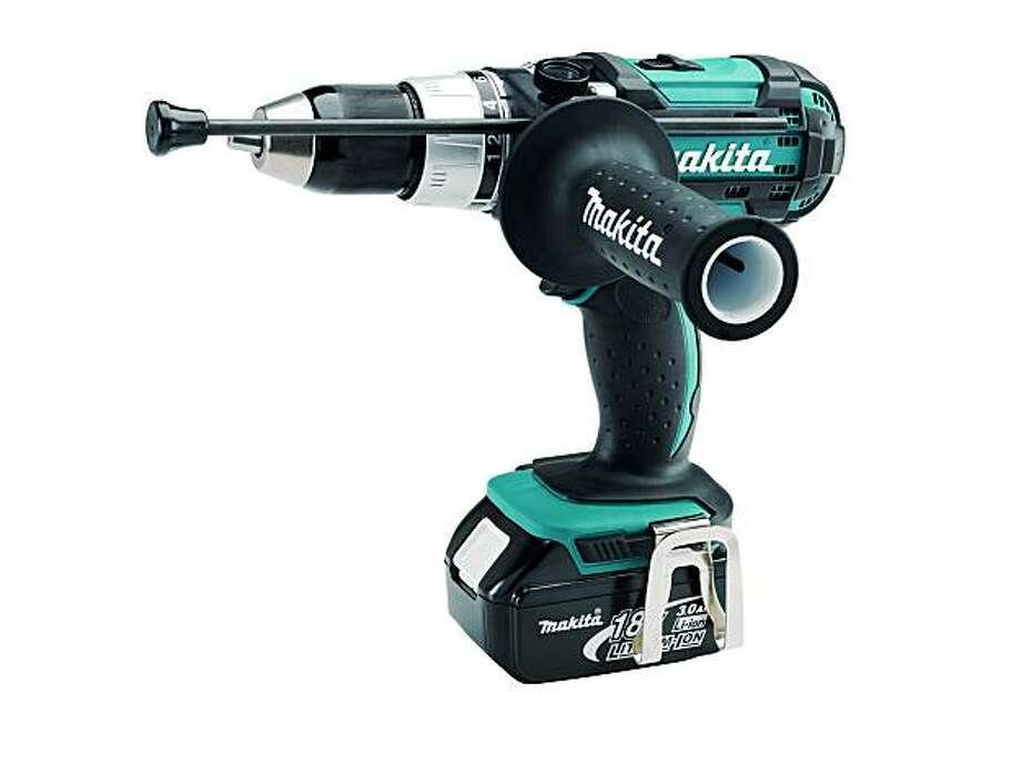 Makita 18V BHP454 ($329) cordless drill Photo: Courtesy Makita
