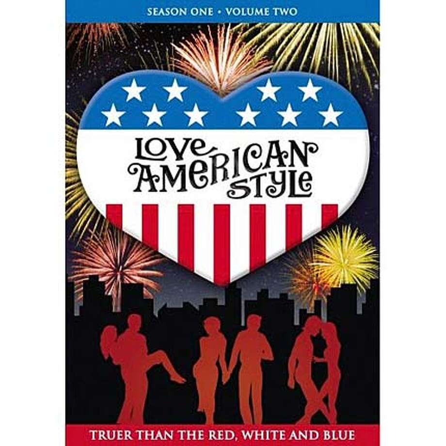 DVD cover for Love American Style, Season 1, Volume 2 Ran on: 03-30-2008 Photo: Paramount