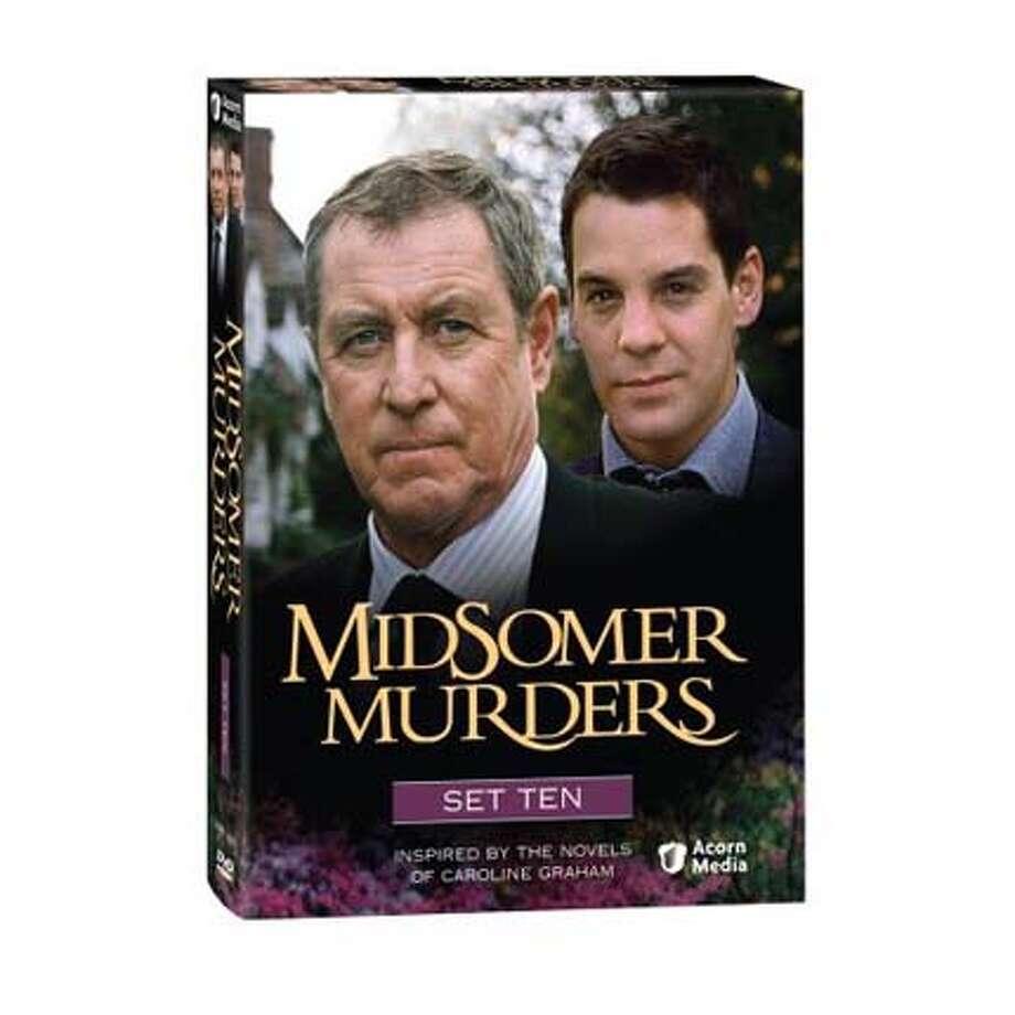 """""""Midsomer Murders: Set 10"""""""