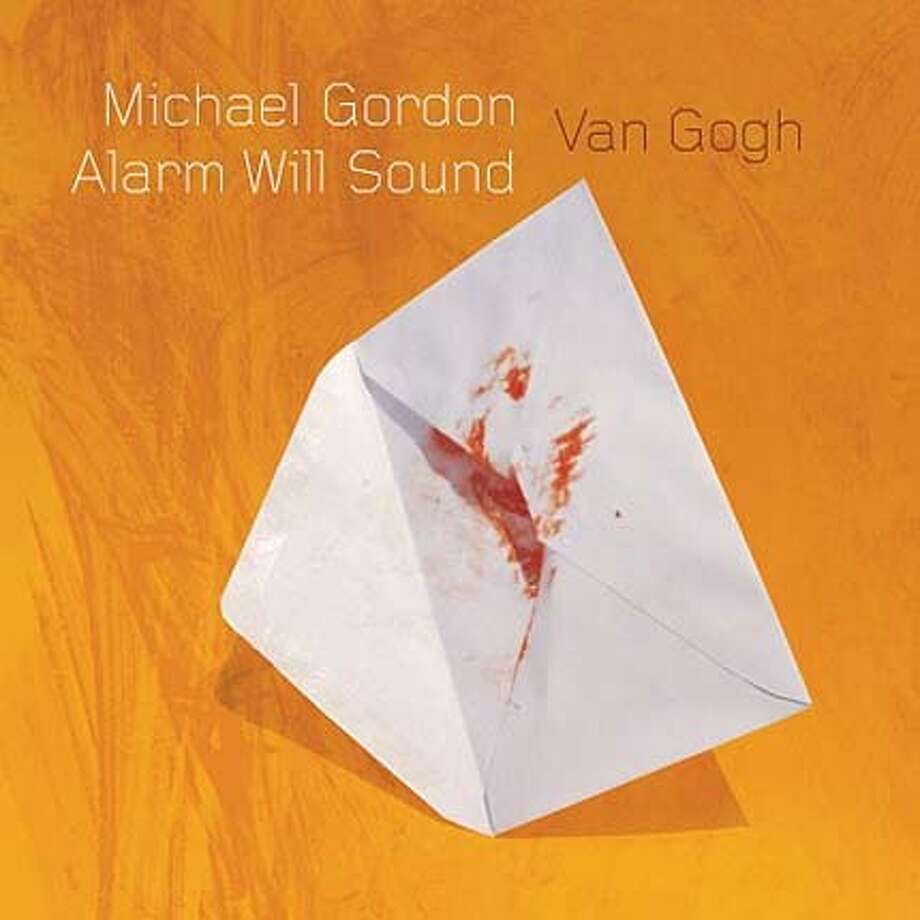 """###Live Caption:CD cover for Michael Gourdon """"Van Gogh""""###Caption History:CD cover for Michael Gourdon """"Van Gogh""""###Notes:###Special Instructions: Photo: Cantaloupe Records"""