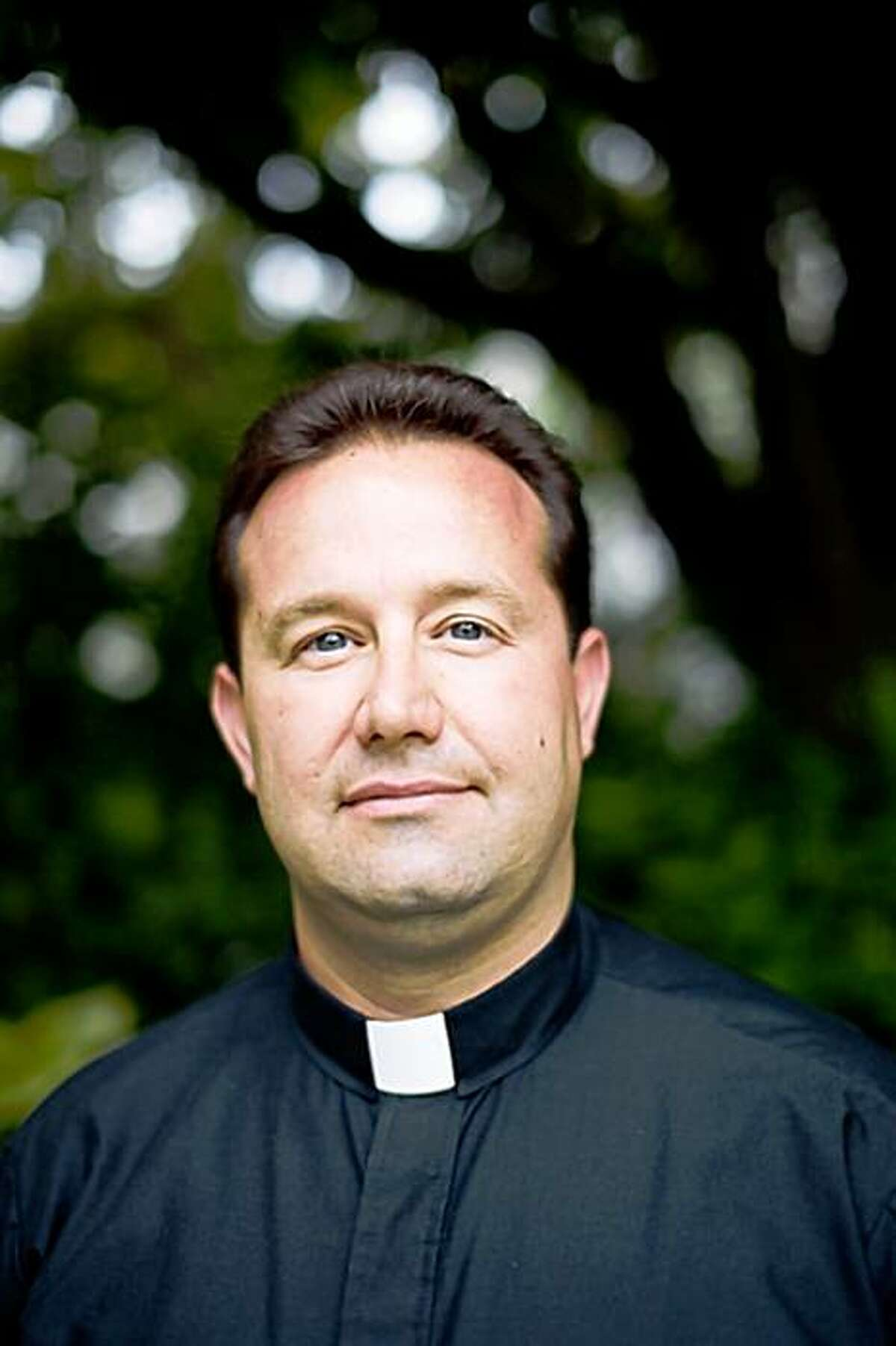 Rev. John Kirkley is an Oaklander who leads St. John the Evangelist in San Francisco's Mission District. He is a finalist to be a bishop in the Diocese of Los Angeles. If elected, he would be only the second openly gay or lesbian bishop in the Episcopal Church.