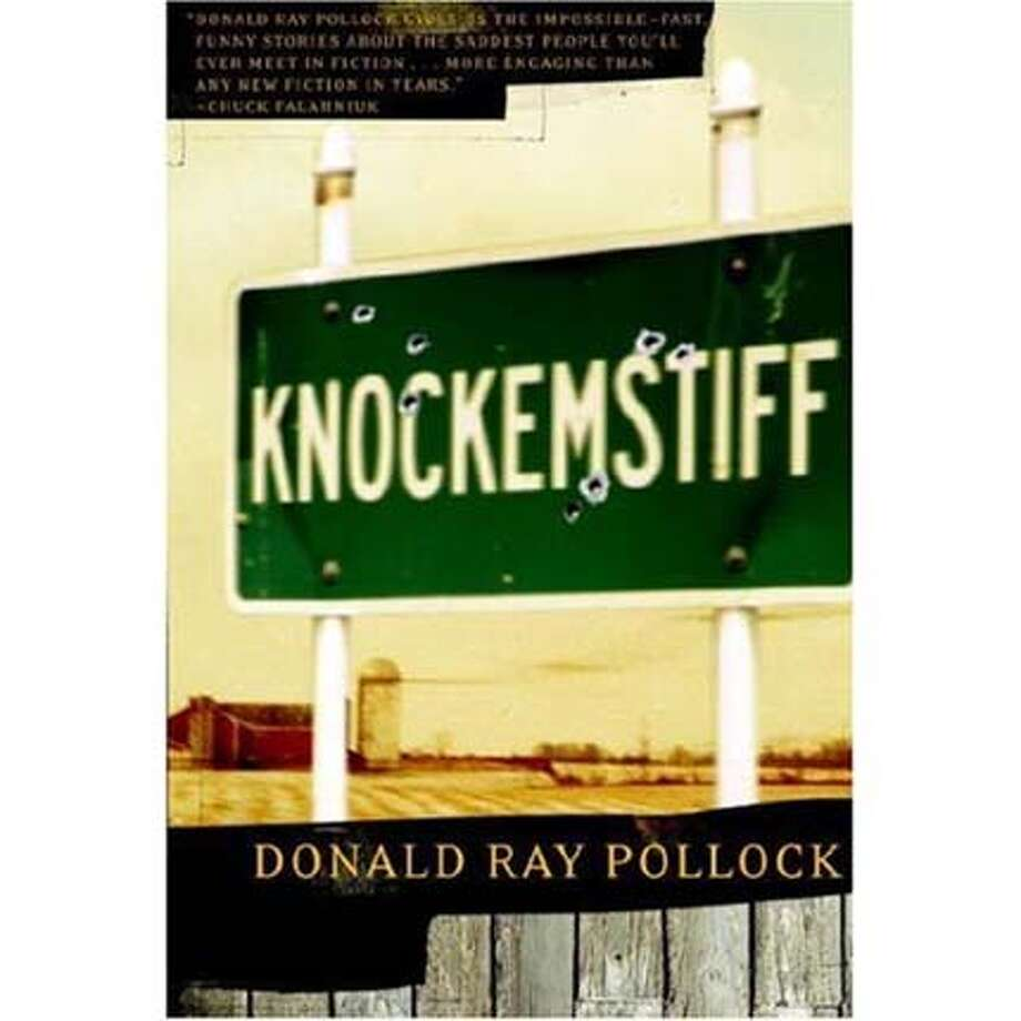 """Knockemstiff"" by Donald Ray Pollock"