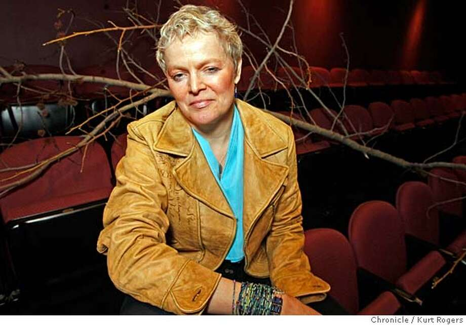 ###Live Caption:Ellen McLaughlin is a playwright she is at the rehearsal of her play ÒTrojan WomenÓ at the Aurora Theatre in Berkeley Saturday March 15 2008.  Photo By Kurt Rogers / San Francisco Chronicle###Caption History:Ellen McLaughlin is a playwright she is at the rehearsal of her play �Trojan Women� at the Aurora Theatre in Berkeley Saturday March 15 2008.  Photo By Kurt Rogers / San Francisco Chronicle###Notes:Ellen McLaughlin (cq) Playwright###Special Instructions:MANDATORY CREDIT FOR PHOTOG AND SAN FRANCISCO CHRONICLE/NO SALES-MAGS OUT Photo: Kurt Rogers