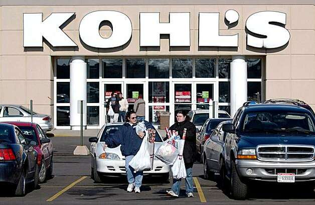 Kohl's will be kicking off its Black Friday sales on Thanksgiving. The department-store chain will open its doors at 5 p.m. on Thursday, November 22 and stay open all night.