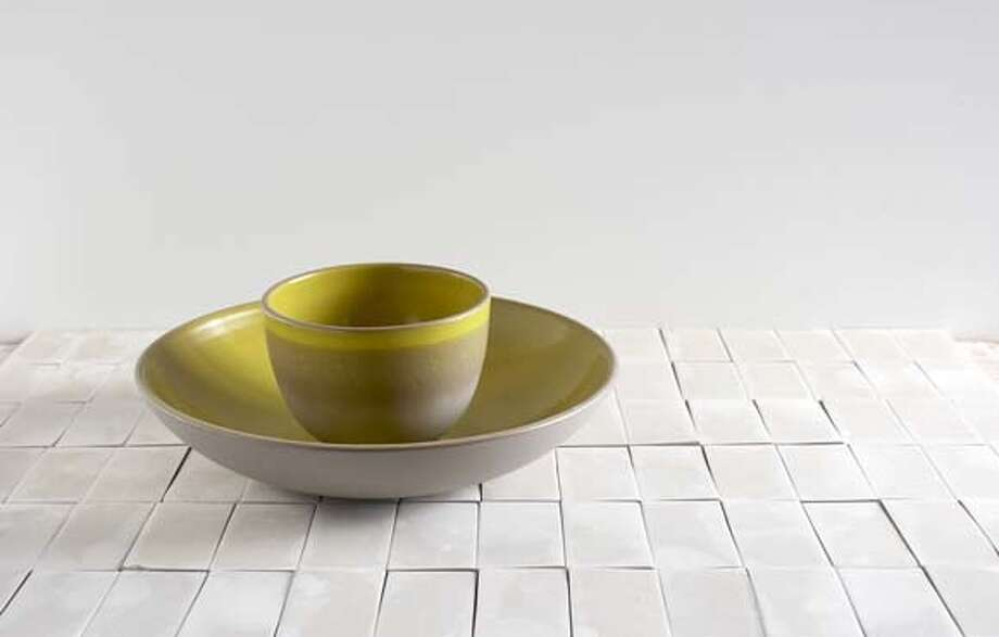 Heath Ceramics adds mellow yellow to its line - SFGate