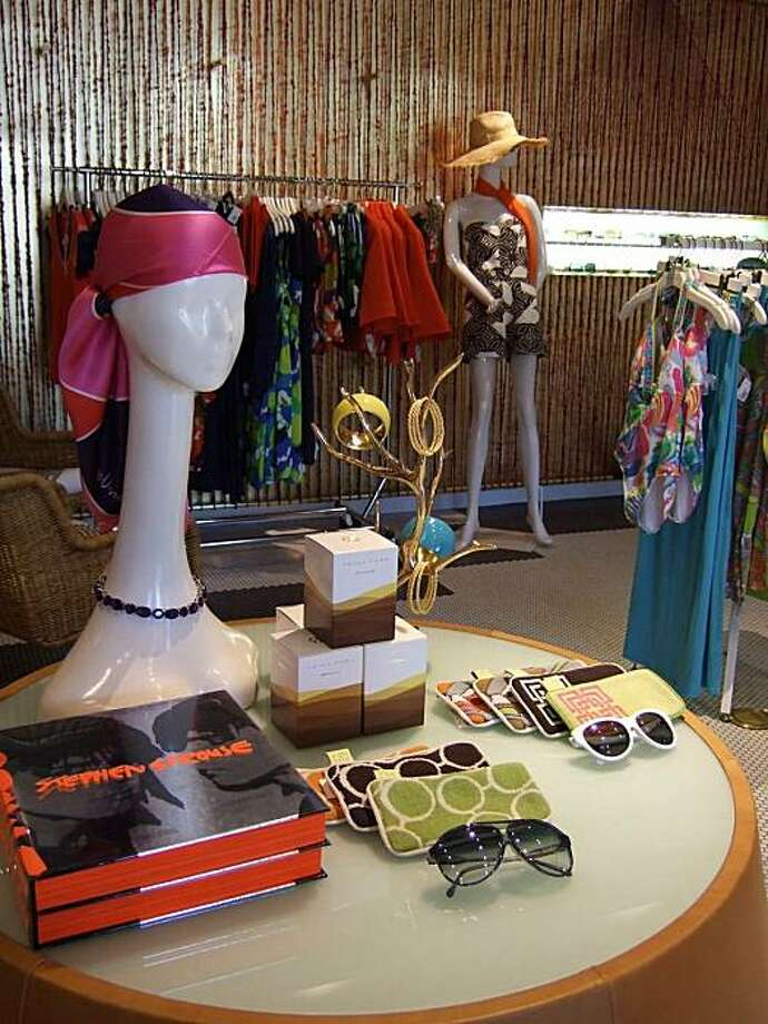 Trina Turk's first Northern California store has opened in Burlingame. Photo: Laura Compton