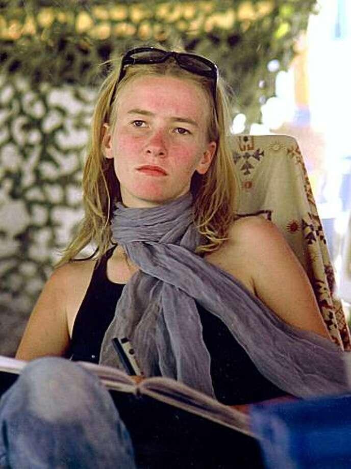 Peace activist Rachel Corrie Photo: Denny Sternstein, AP